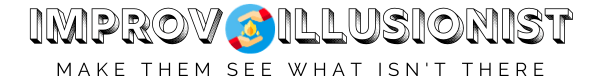 Improv Illusionist - Email Newsletter Header